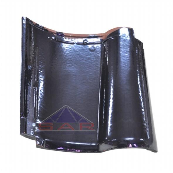 Genteng Keramik KIA Diamond Black