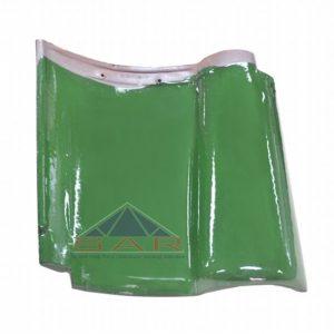 Genteng Keramik KIA Jade Green