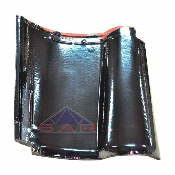 Genteng Keramik KIA Opal Black