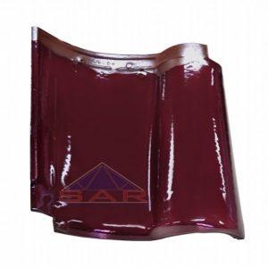 Genteng Keramik KIA Ruby Maroon