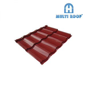 Genteng Multiroof Classic Polos Warna Bart Red
