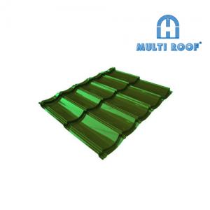 Genteng Multiroof Classic Polos Warna Pine Green