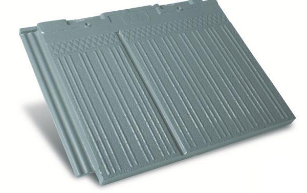 genteng beton flat duco silver